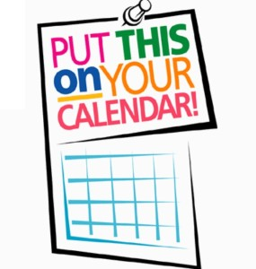 Mark Your Calendars- PTSA Meetings