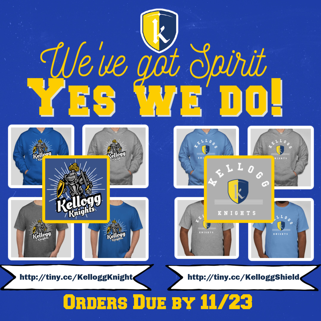 SWAG Store is Open: Spirit Sales starts now!