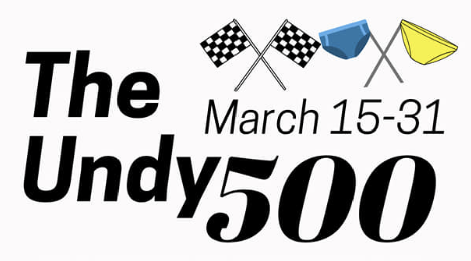 It's Race Day….The Undy500 has begun!!!